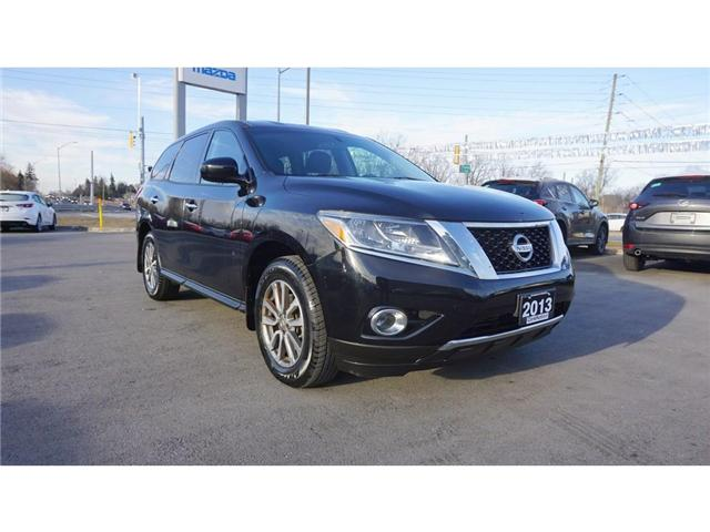 2013 Nissan Pathfinder  (Stk: HN1966A) in Hamilton - Image 4 of 40
