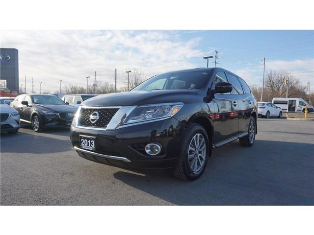 2013 Nissan Pathfinder  (Stk: HN1966A) in Hamilton - Image 10 of 40