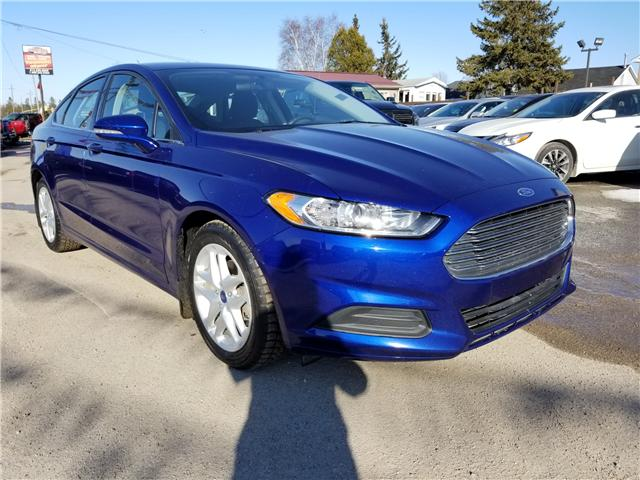 2016 Ford Fusion SE (Stk: JP) in Kemptville - Image 1 of 18