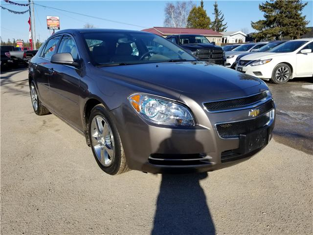 2011 Chevrolet Malibu LT (Stk: ) in Kemptville - Image 1 of 19