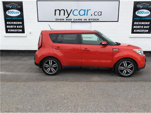 2015 Kia Soul SX Luxury (Stk: 190287) in North Bay - Image 2 of 22