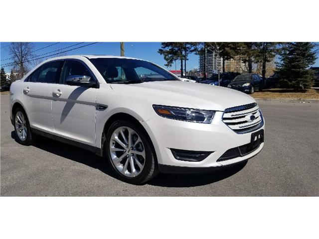 2018 Ford Taurus Limited (Stk: P8559) in Unionville - Image 2 of 29