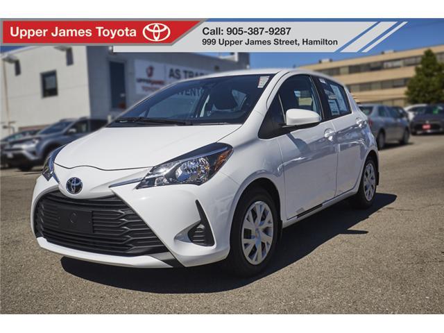 2019 Toyota Yaris LE (Stk: 190448) in Hamilton - Image 1 of 17