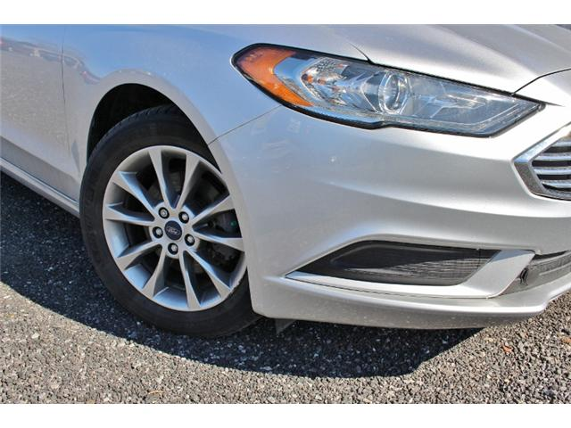 2017 Ford Fusion SE (Stk: D0061) in Leamington - Image 4 of 29
