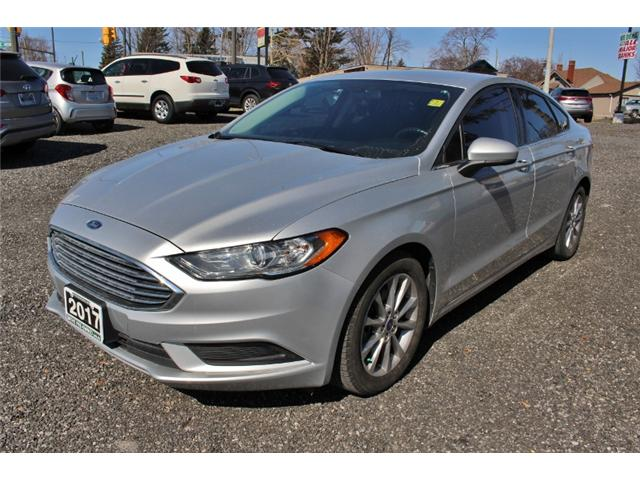 2017 Ford Fusion SE (Stk: D0061) in Leamington - Image 3 of 29