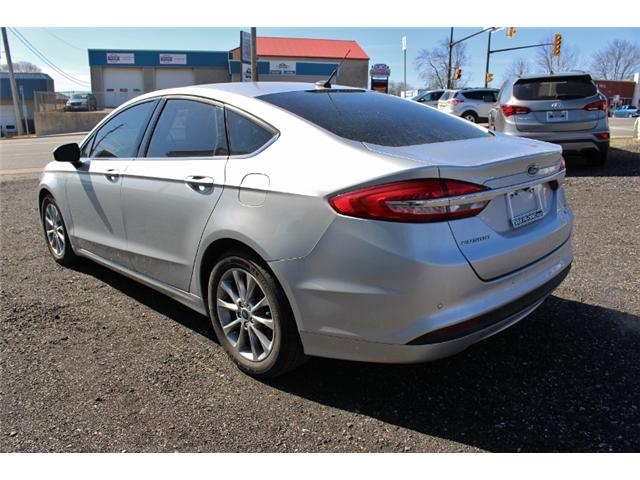 2017 Ford Fusion SE (Stk: D0061) in Leamington - Image 7 of 29