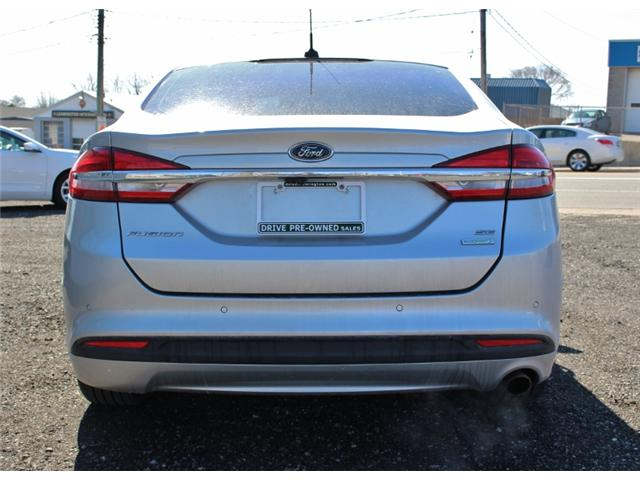 2017 Ford Fusion SE (Stk: D0061) in Leamington - Image 6 of 29