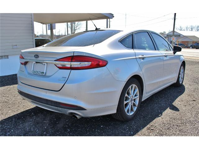 2017 Ford Fusion SE (Stk: D0061) in Leamington - Image 5 of 29