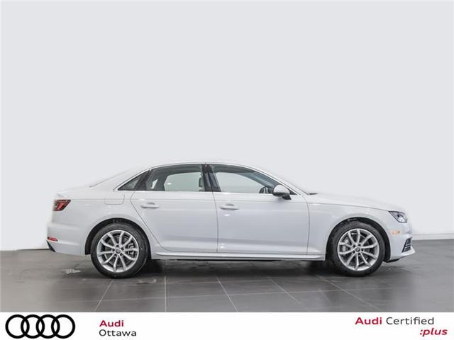 2018 Audi A4 2.0T Progressiv (Stk: 52237) in Ottawa - Image 2 of 19
