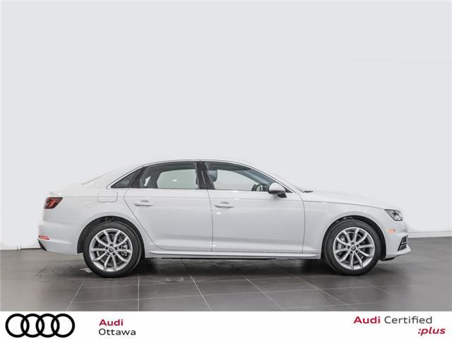 2018 Audi A4 2.0T Progressiv (Stk: 52238) in Ottawa - Image 2 of 18