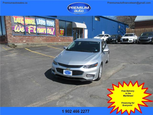 2018 Chevrolet Malibu LT (Stk: 219821) in Dartmouth - Image 1 of 25