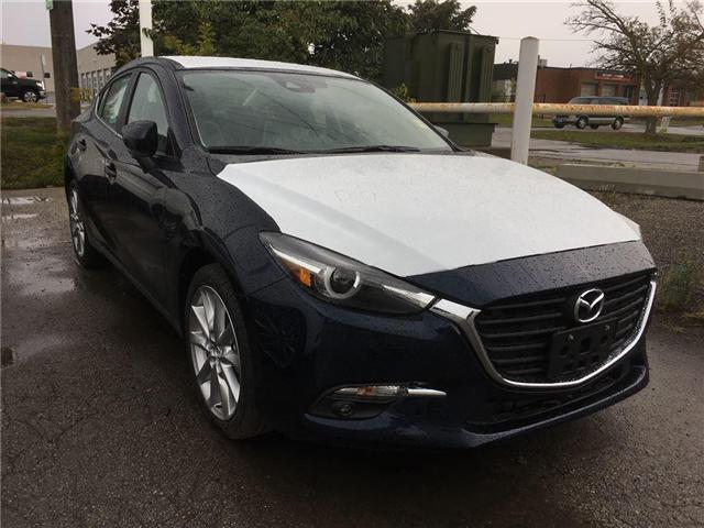 2018 Mazda Mazda3 GT (Stk: D180100) in Markham - Image 1 of 4