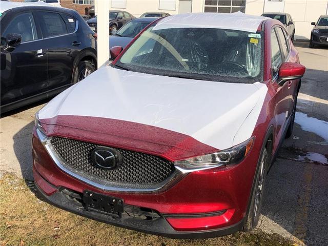 2018 Mazda CX-5 GX (Stk: N180675) in Markham - Image 1 of 5