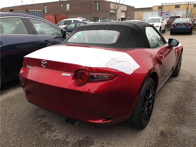 2018 Mazda MX-5 50th Anniversary Edition (Stk: L180529) in Markham - Image 3 of 4