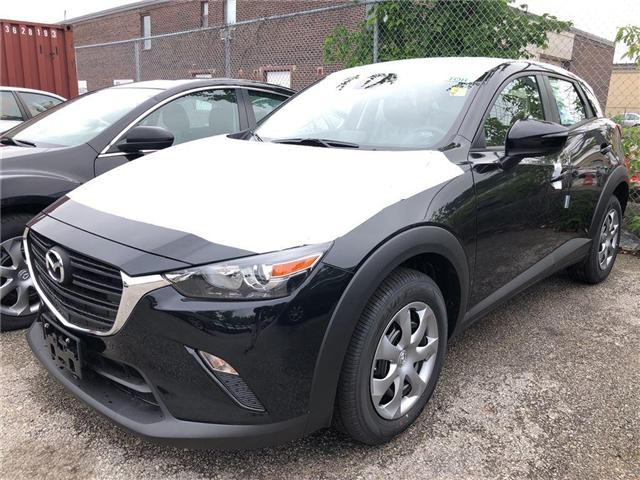 2019 Mazda CX-3 GX (Stk: H190024) in Markham - Image 1 of 4