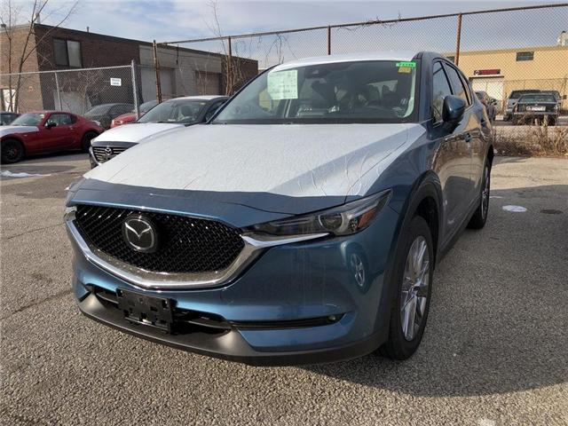 2019 Mazda CX-5 GT (Stk: N190162) in Markham - Image 1 of 5