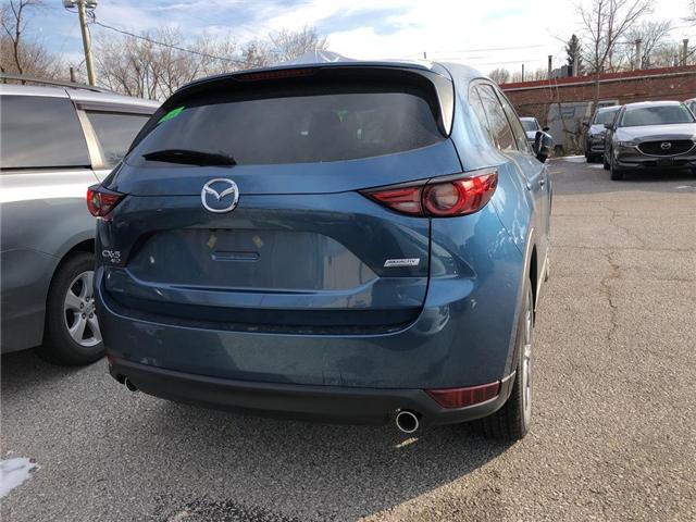 2019 Mazda CX-5 GT (Stk: N190162) in Markham - Image 4 of 5