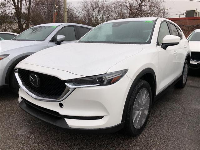 2019 Mazda CX-5 GT (Stk: N190166) in Markham - Image 1 of 5