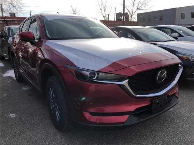 2019 Mazda CX-5 GS (Stk: N190167) in Markham - Image 4 of 5