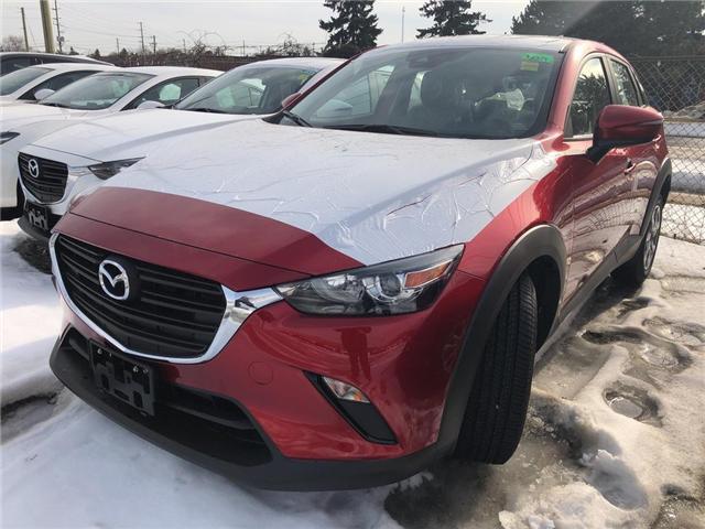 2019 Mazda CX-3 GX (Stk: H190177) in Markham - Image 1 of 5