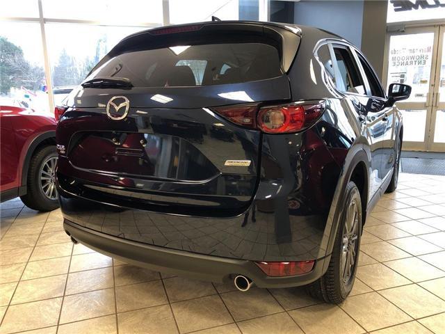 2019 Mazda CX-5 GS (Stk: N190205) in Markham - Image 4 of 5