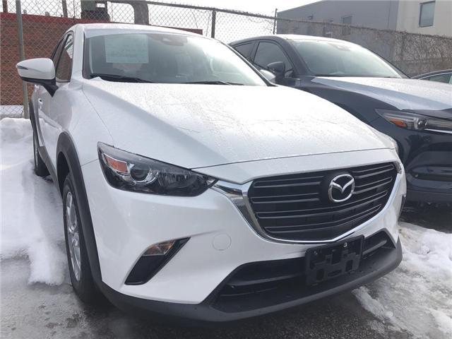 2019 Mazda CX-3 GS (Stk: H190217) in Markham - Image 3 of 5