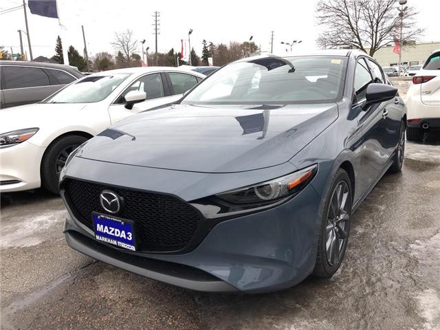 2019 Mazda Mazda3 GS (Stk: D5190241) in Markham - Image 1 of 5