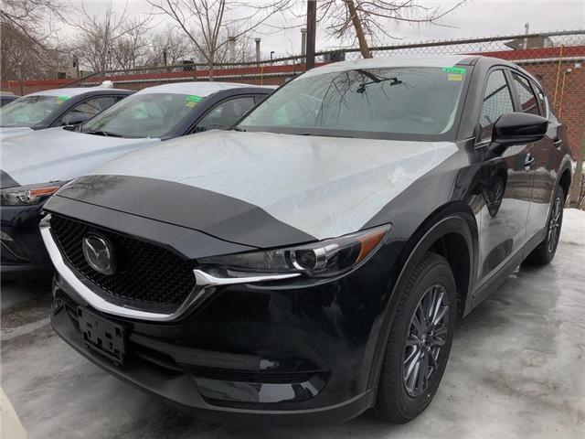 2019 Mazda CX-5 GS (Stk: N190254) in Markham - Image 1 of 5