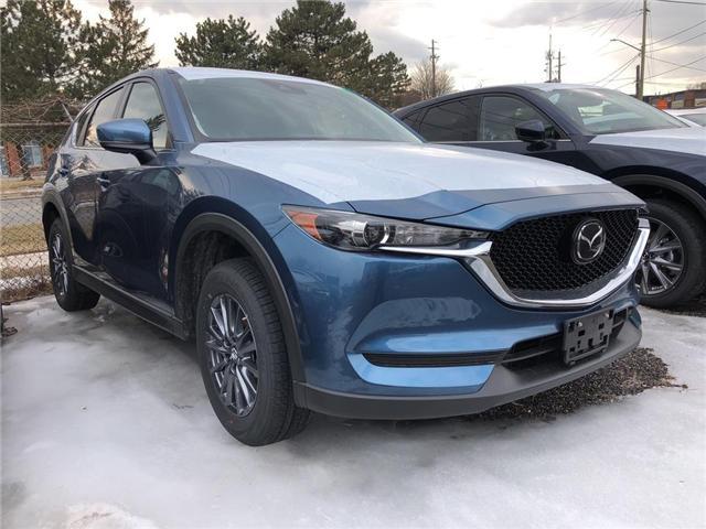 2019 Mazda CX-5 GS (Stk: N190253) in Markham - Image 3 of 5