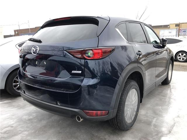 2019 Mazda CX-5 GS (Stk: N190263) in Markham - Image 3 of 5