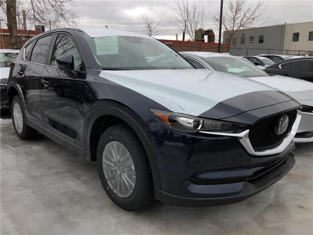 2019 Mazda CX-5 GS (Stk: N190263) in Markham - Image 4 of 5