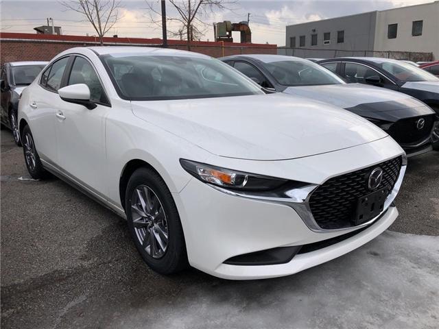 2019 Mazda Mazda3 GS (Stk: D190291) in Markham - Image 4 of 5