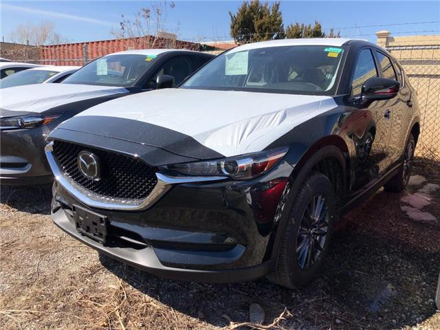 2019 Mazda CX-5 GS (Stk: N190288) in Markham - Image 1 of 5