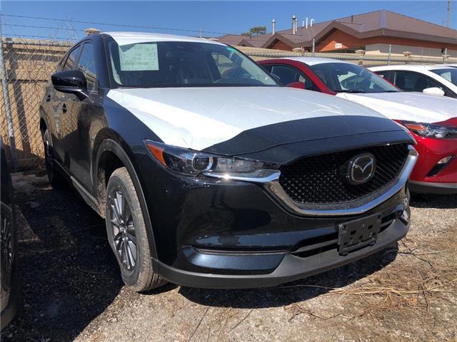 2019 Mazda CX-5 GS (Stk: N190288) in Markham - Image 3 of 5