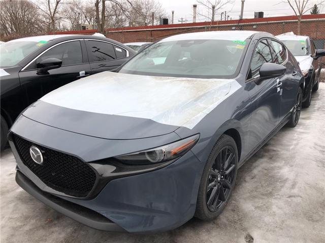2019 Mazda Mazda3 GT (Stk: D5190249) in Markham - Image 1 of 5