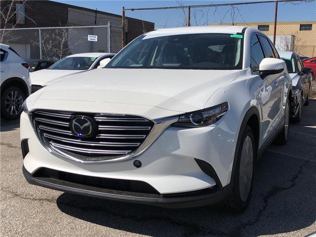 2019 Mazda CX-9 GS-L (Stk: Q190353) in Markham - Image 1 of 5