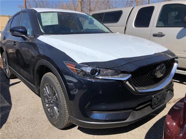 2019 Mazda CX-5 GS (Stk: N190345) in Markham - Image 5 of 5
