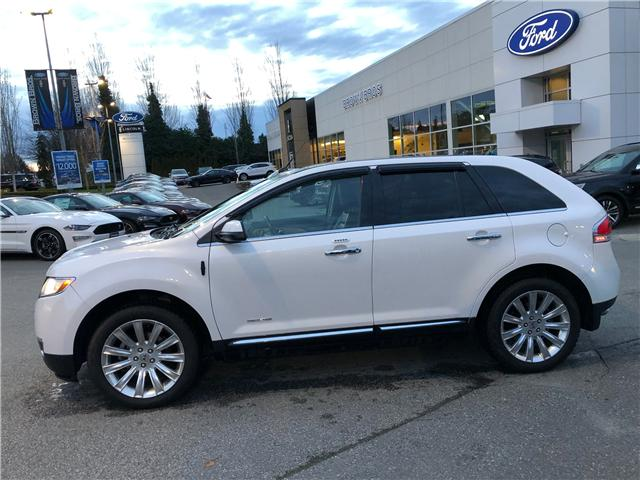 2011 Lincoln MKX Base (Stk: OP19101) in Vancouver - Image 2 of 18
