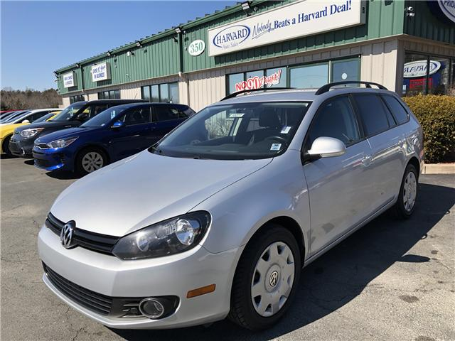 2014 Volkswagen Golf 2.0 TDI Trendline (Stk: 10277) in Lower Sackville - Image 1 of 14