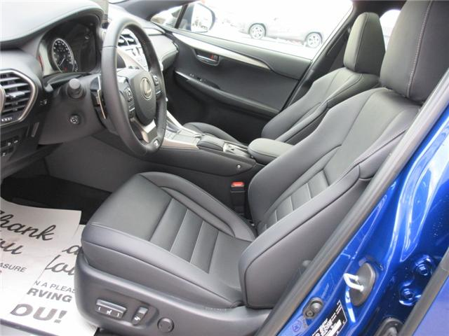 2019 Lexus NX 300 Base (Stk: 199043) in Regina - Image 11 of 35