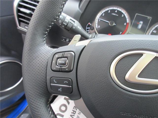 2019 Lexus NX 300 Base (Stk: 199043) in Regina - Image 15 of 35