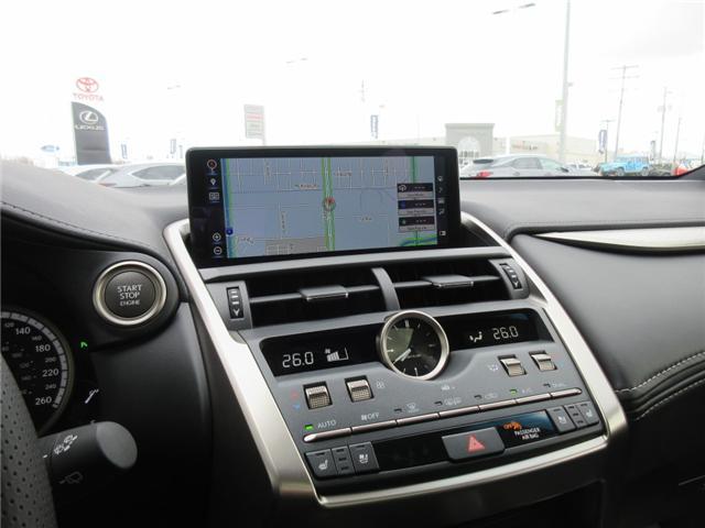 2019 Lexus NX 300 Base (Stk: 199043) in Regina - Image 21 of 35
