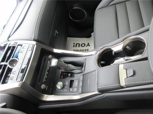 2019 Lexus NX 300 Base (Stk: 199043) in Regina - Image 23 of 35
