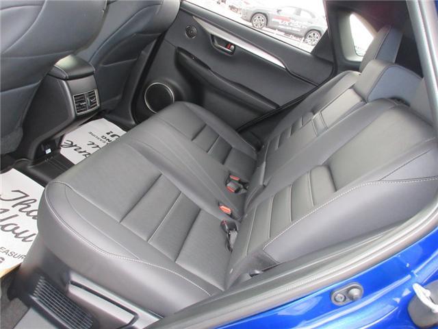 2019 Lexus NX 300 Base (Stk: 199043) in Regina - Image 28 of 35