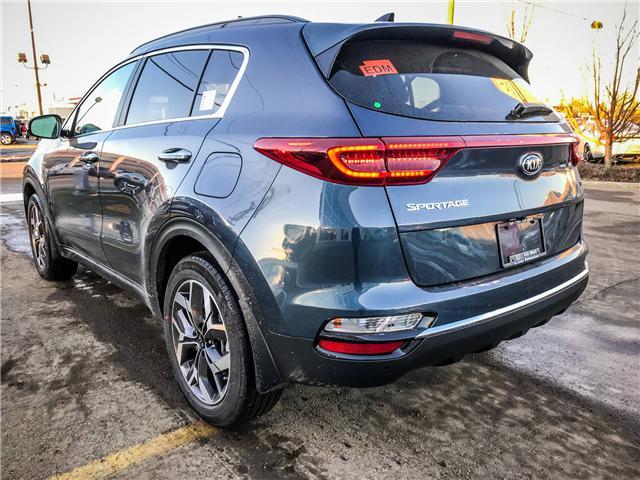 2020 Kia Sportage EX Premium (Stk: 21630) in Edmonton - Image 4 of 24