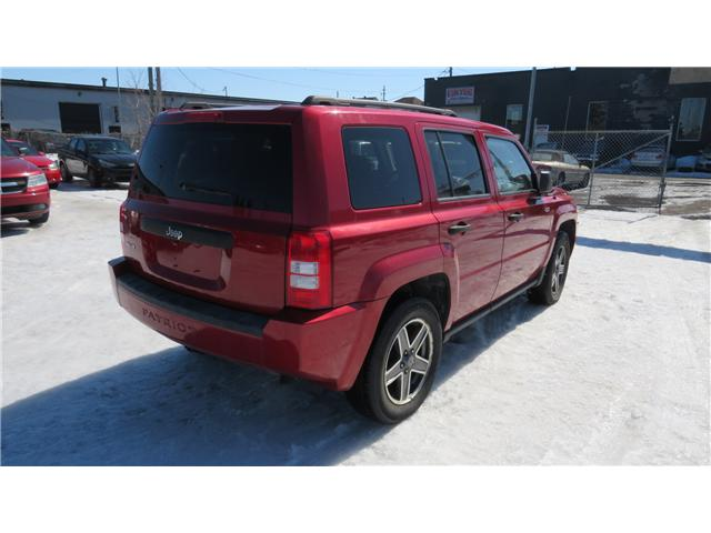 2009 Jeep Patriot Sport/North (Stk: A278) in Ottawa - Image 5 of 30