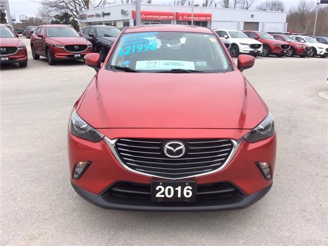 2016 Mazda CX-3 GT (Stk: 03335P) in Owen Sound - Image 3 of 22