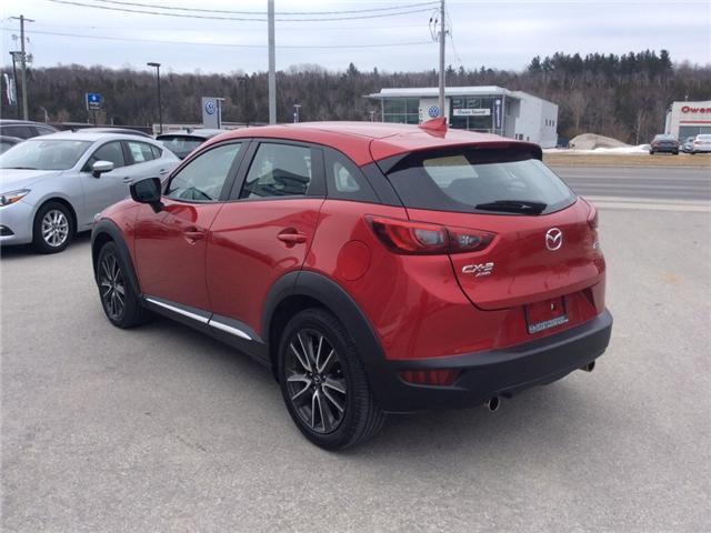 2016 Mazda CX-3 GT (Stk: 03335P) in Owen Sound - Image 6 of 22