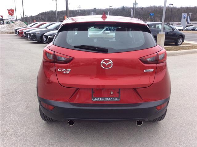 2016 Mazda CX-3 GT (Stk: 03335P) in Owen Sound - Image 7 of 22