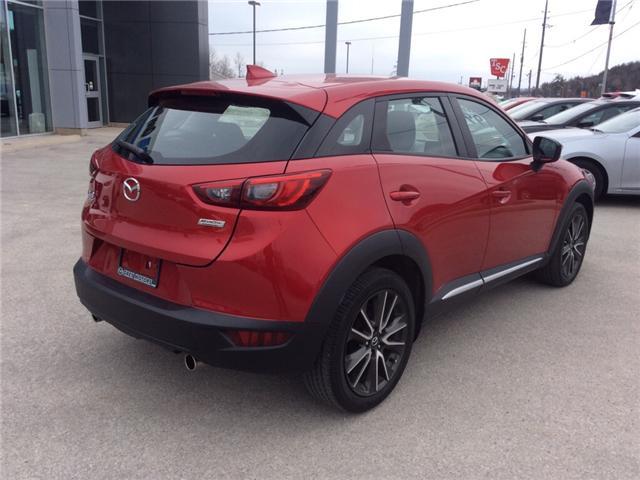 2016 Mazda CX-3 GT (Stk: 03335P) in Owen Sound - Image 8 of 22